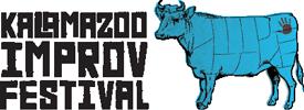 Kalamazoo Improv Fest Logo